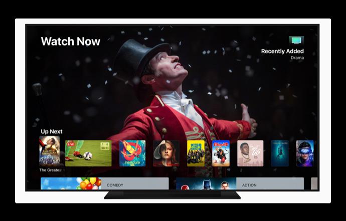 Apple、「tvOS 12」正式版をリリース