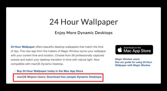 24 Hour Wallpaper 002
