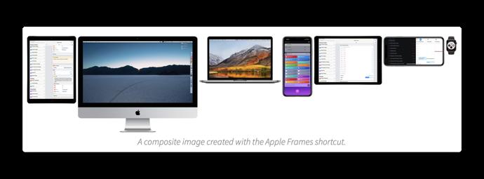 Apple Frame 001