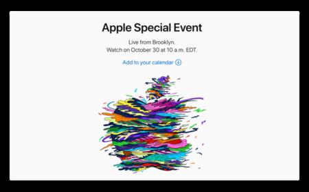 2018年10月30日23時からの「Apple Special Event」をリアルタイムで見るのなら、ここをチェック!