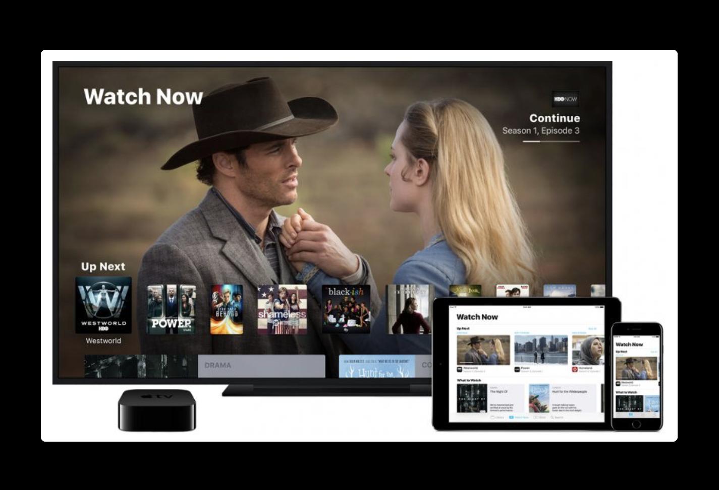 Apple、100カ国以上でTVサービスを開始、2019年前半に米国でスタート