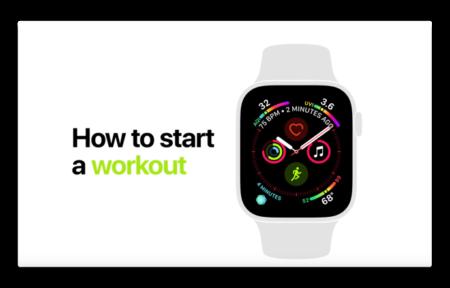 Apple、Apple Watch Series 4の機能を紹介する新しいCF2本を公開
