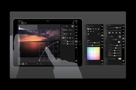 【iOS】Canon、「Canon DPP Express for iPad」をリリース、日本は10月下旬を予定