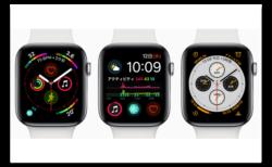【Apple Watch Series 4】現在、私がインフォグラフで表示する8つのコンプリケーション
