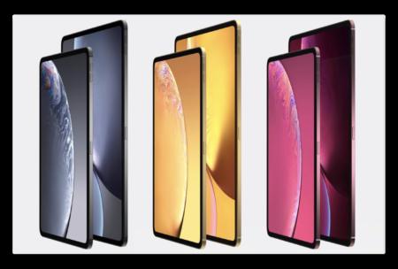 iPad Pro 2018の新たなレンダリング画像が公開される