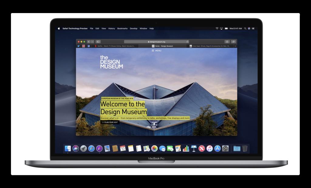 【Mac】Apple,「Safari Technology Preview Release 68」を開発者にリリース