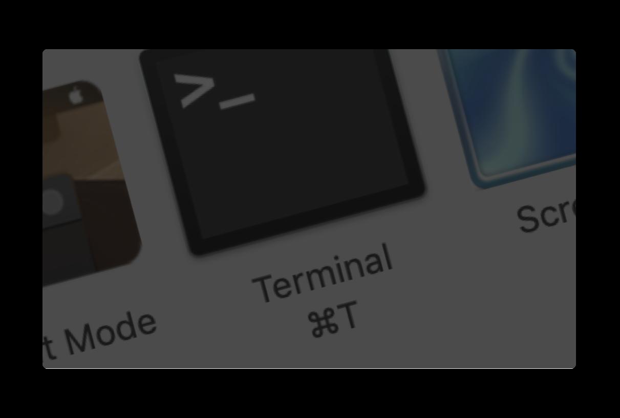 【Mac】macOS Mojaveの明暗モード切り替えやキーチェーンをショートカットで呼び出す無料の「Salute」