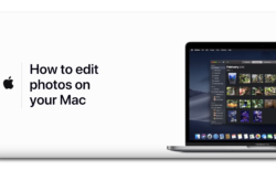 Apple Support、「Macで写真を編集する方法」のハウツービデオを公開