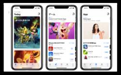 AppleのiOS App Storeは世界中のモバイルアプリの収益の66%を占めて引き続き支えている