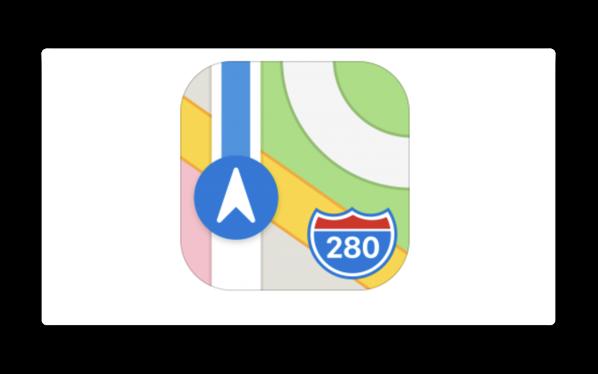 IOSMap icon