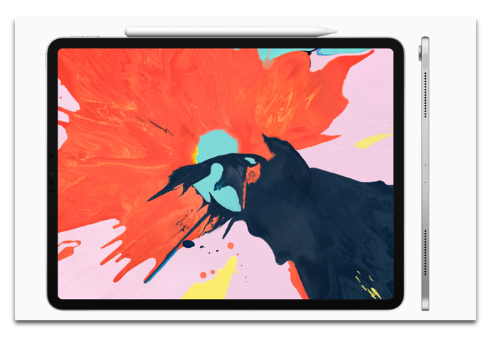 Apple、11インチと12.9インチでA12X Bionic ChipとFace IDのiPad Proを発表、発売は11月7日