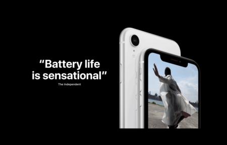 Apple、iPhone XRの13のプレリリースレビューを紹介