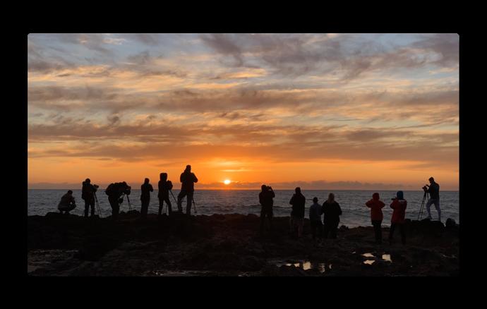 Apple、「iPhone XSで撮影:ユーザーがベストを共有」と題してNewsroomで公開