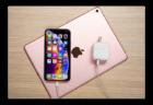iPhone XSとXS Maxの充電時間を、「5W iPhone充電器」「 12W iPad充電器」「87W MacBook充電器」で比較した結果は?