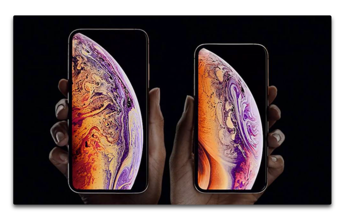 IPhone XS XS Max z