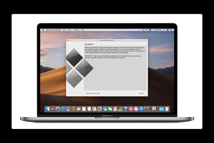 Apple、「Boot Camp」が設定されているためにmacOS Mojaveがインストール出来ない機種に追加機種を発表