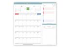 iPad+Apple Pencilで利用する手書きの2019年度のシステム手帳を作成する