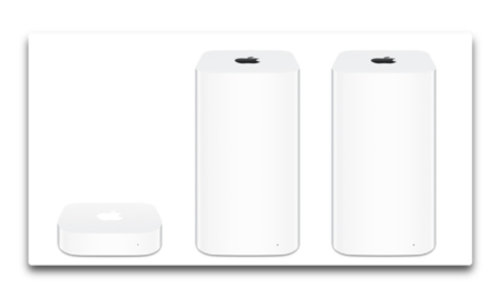 Apple、Online StoreとStoreからAirMacが姿を消す