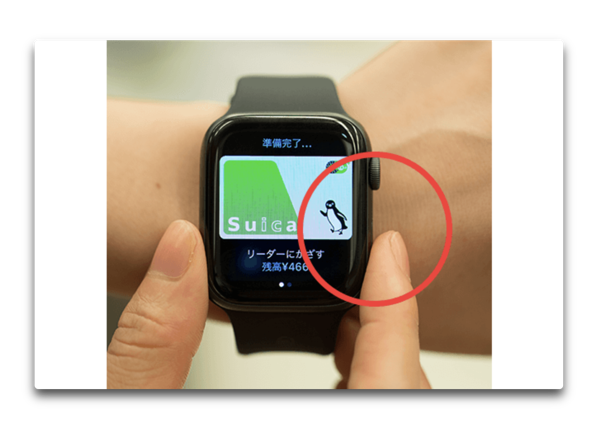 Apple Pay Ponta Watch 00002