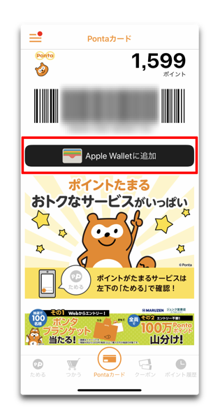 Apple Pay Ponta 00002