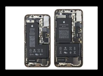 OLEDの画面の採用でiPhoneのバッテリ寿命が低下