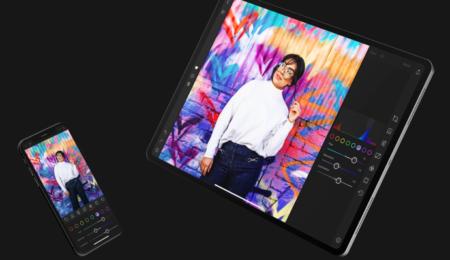 iPhoneで人気のフォトエディタ「Darkroom」、iPad対応のBeta版を公開