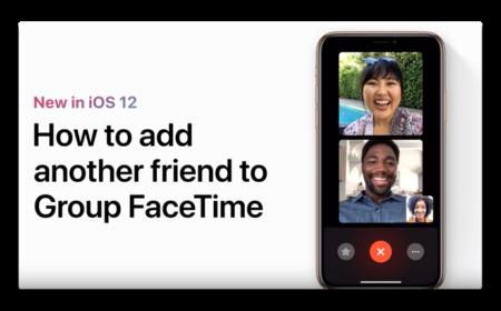 Apple Support、「グループFaceTimeに他の友達を追加する方法」と題するハウツービデオを公開