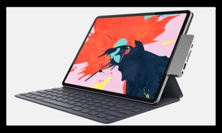 Hyper、世界初のiPad Pro 2018 用USB-Cハブ「HyperDrive Pro for iPad Pro」を発表