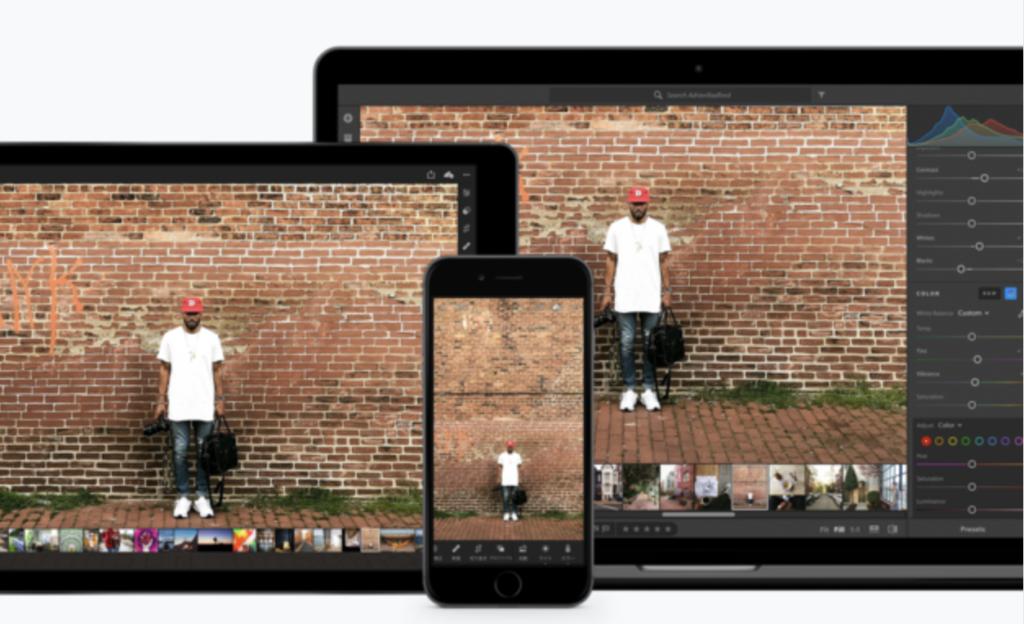Adobe、iPhone XS /XR のカメラ、iPad Pro 2018をサポートした 「Adobe Lightroom CC 4.0.2」をリリース