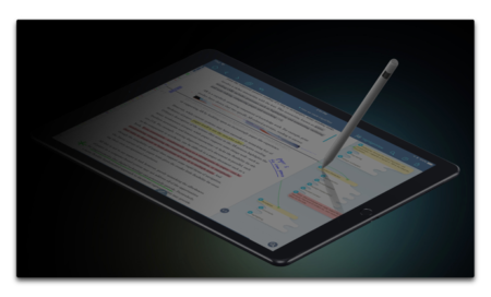 「LiquidText」バージョンアップで新しいiPad ProとApple Pencil 2をサポート