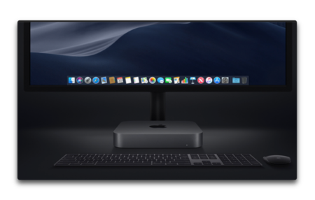 Mac mini 2018、ハイエンドのノートパソコンに近いパフォーマンスを発揮