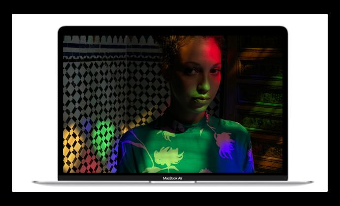 新しい Retina MacBook AirでFina Cut Proで4Kビデオ編集をテストしたビデオが公開