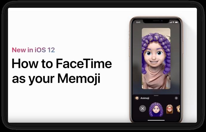 Apple Support、「MemojiやAnimojiをFaceTimeで使う方法」と題するハウツービデオを公開