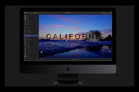 Apple、高度なカラーグレーディング、フィルタなどを追加した「Motion 5.4.2」をリリース