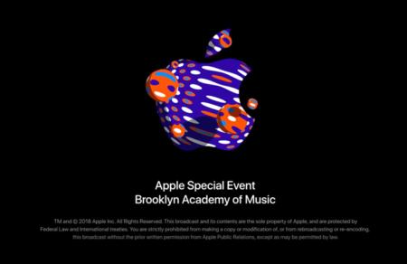 Apple、「October Event 2018」と題して10月30日のスペシャルイベントのビデオを公開