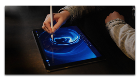 「Procreate for iPad」バージョンアップでQuickShapeとGallery Previewを追加