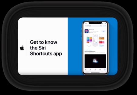 Apple Support、「Siri Shortcutsアプリを知る」と題するハウツービデオを公開