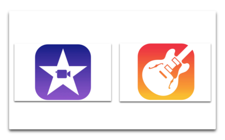 【iOS】Apple、「iMovie 2.2.6」「GarageBand 2.3.7」をリリース