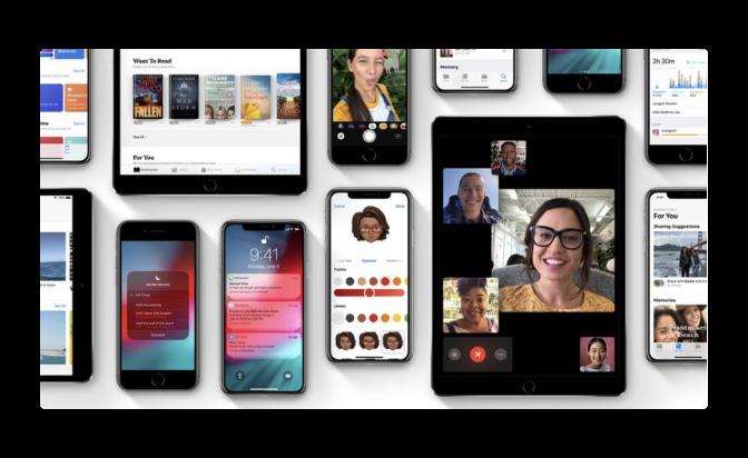 iOS 12.1.1 Beta 1 でのバグの修正、変更、および改善内容