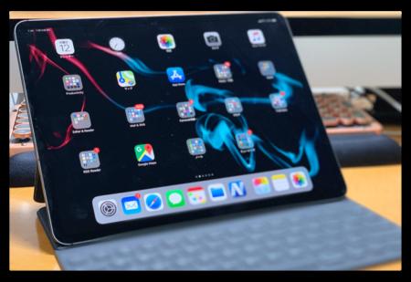 iPad Pro 2018+Smart Keyboard Folioでもトラックパッドモードのようにテキストの選択を簡単にする方法