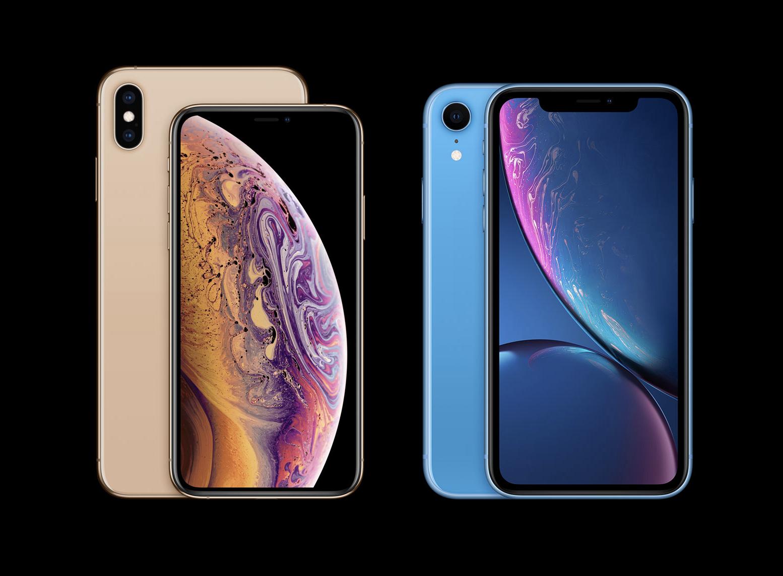 Apple、iPhone XSとiPhone XRの生産を削減されたと伝えられる