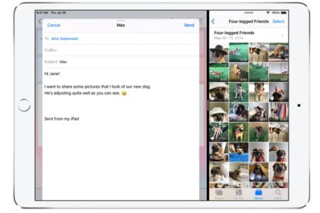 iPad Pro 2018、マルチタッチ ジェスチャーが解るビデオ