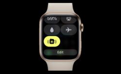 watchOS 5.1.2 beta、コントロールセンターにWalkie-Talkieのトグルを追加