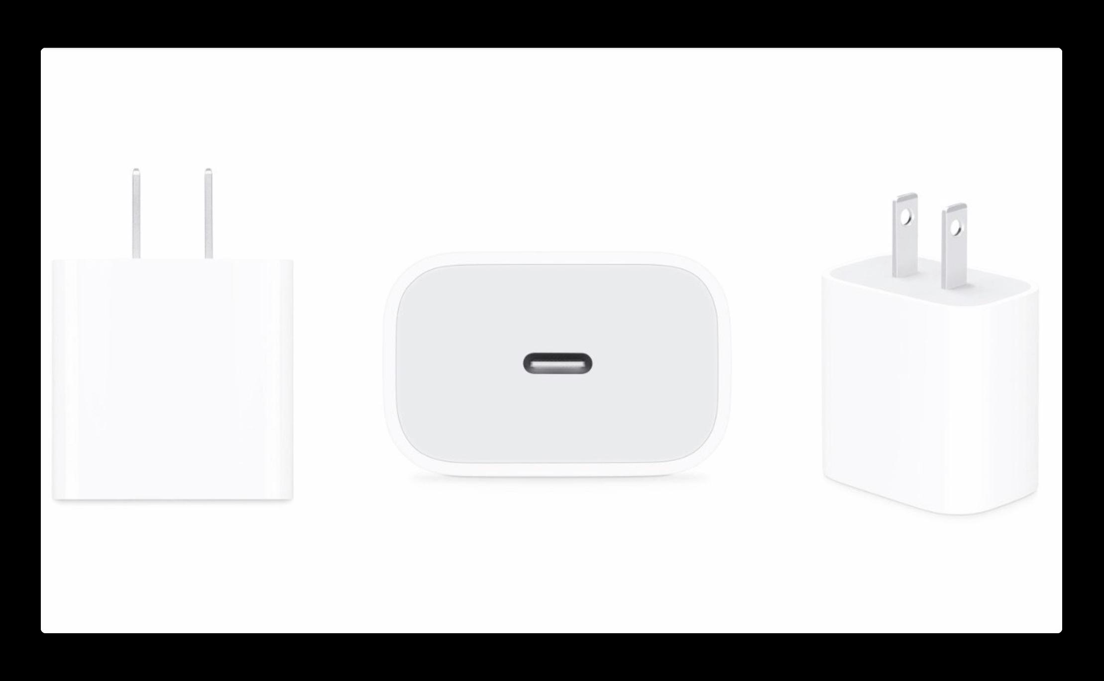 Apple、iPad Pro 2018でのみ利用可能な「18W USB-C電源アダプタ」を別途発売