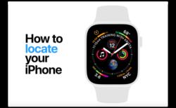Apple、Apple Watch Series 4の使い方に焦点をあてたCF6本を公開