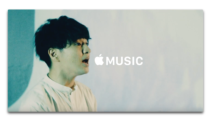Apple Japan、「Apple Music ー 5,000万曲の世界へ」と題する新しいCFを公開