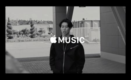 Apple、小袋成彬をフューチャーした新しいCF「Apple Music ー 5,000万曲の世界へ」を公開