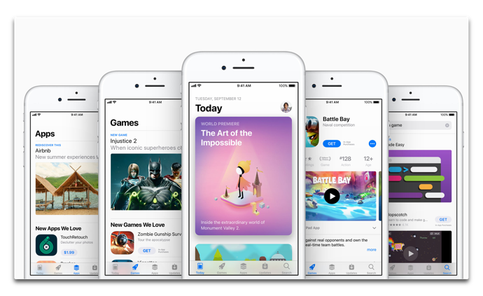 AppleのApp Store、ブラック・フライデーの売上高は、全世界で1億6,930万ドルで記録を樹立