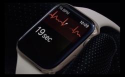 watchOS 5.1.2で利用可能となった心電図(ECG)機能は米国で販売されたApple Watch Series 4のみ