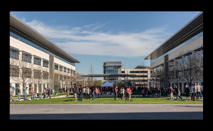 Apple、オースティン北部に新しいキャンパスを建設することを発表